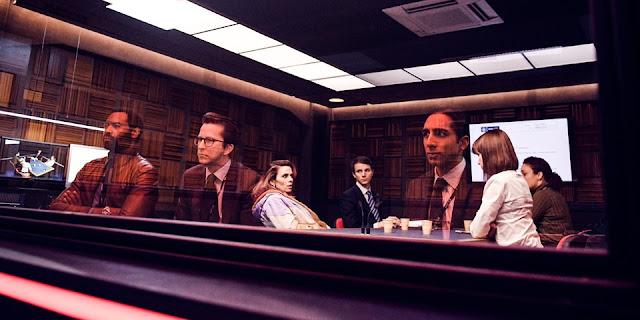 """Neflix lance """"Criminal"""" le 20 septembre, une série policière qui cuisine des criminels dans 4 pays européens."""