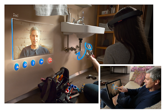 Hololens: What Kind of Applications Can We Build?