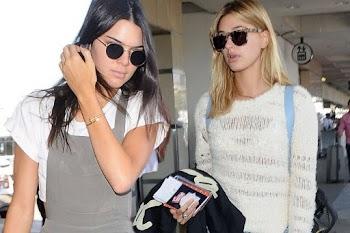 Τι ψώνισαν η Kendall Jenner και η Hailey Baldwin στη Νέα Υόρκη; [photo]