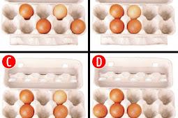 Tes Psikologi: Kotak Telur ini Dapat Menunjukkan Sisi Kuatmu