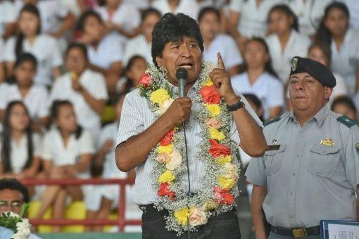 Evo Morales: Si a EE.UU. le interesa el bienestar de los venezolanos debe dejar de conspirar