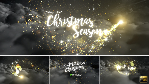 قالب افتر افيكتس كريسماس 2018, قالب فيديو السنة الميلادية 2018