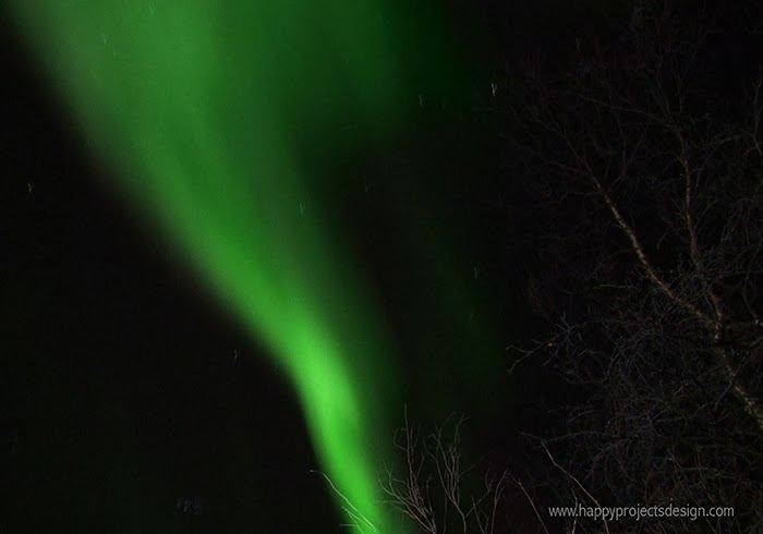Aurora Boreal en Abisko