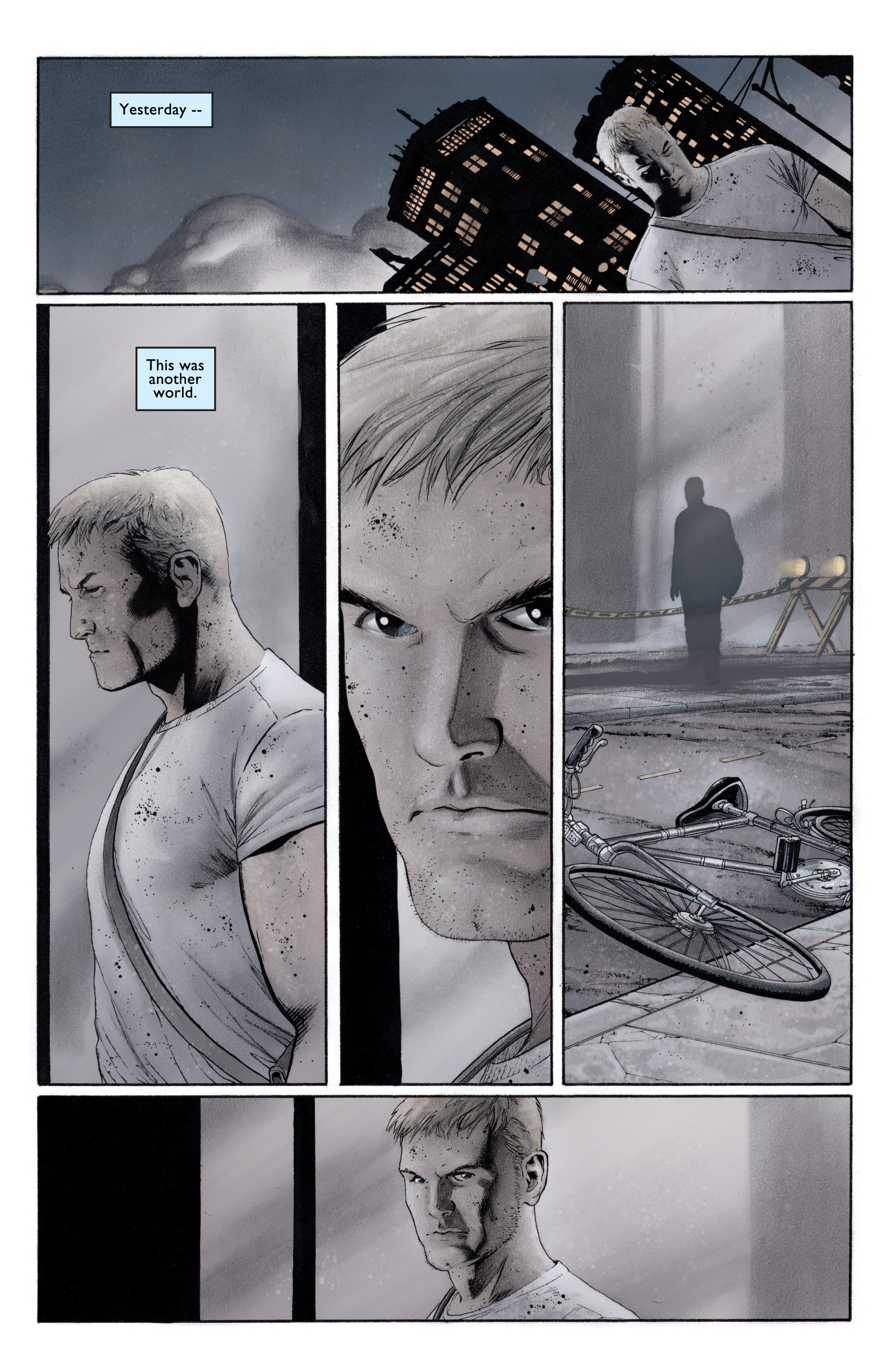 Captain America (2002) Issue #1 #2 - English 15