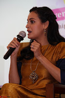 Dia Mirza Attends Power Women Seminar To Celete Womens Day 023.JPG