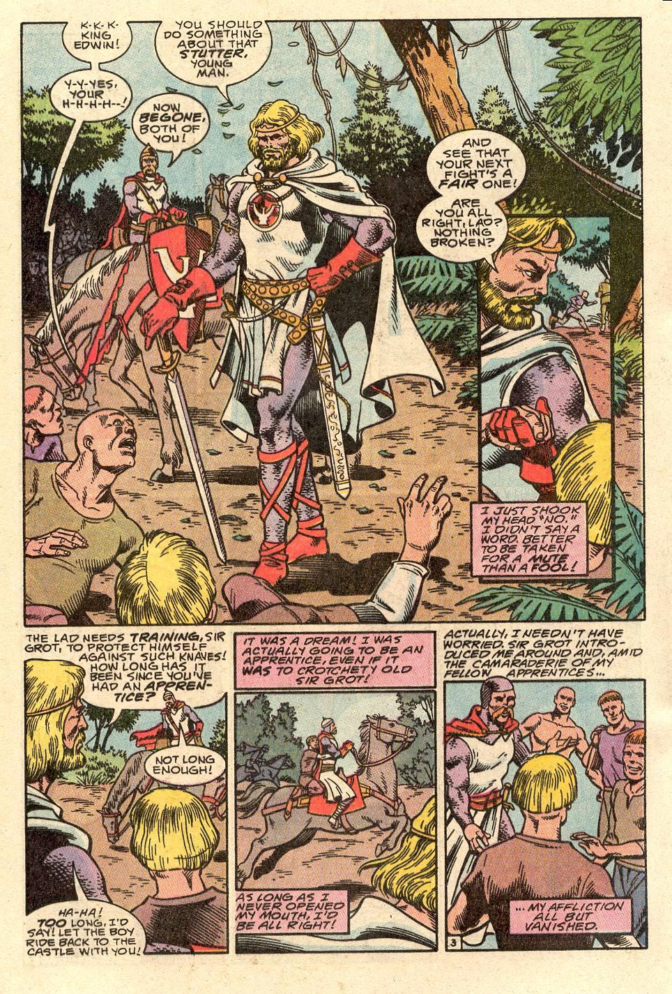 Read online Secret Origins (1986) comic -  Issue #49 - 25