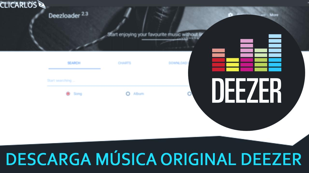 descargar musica original