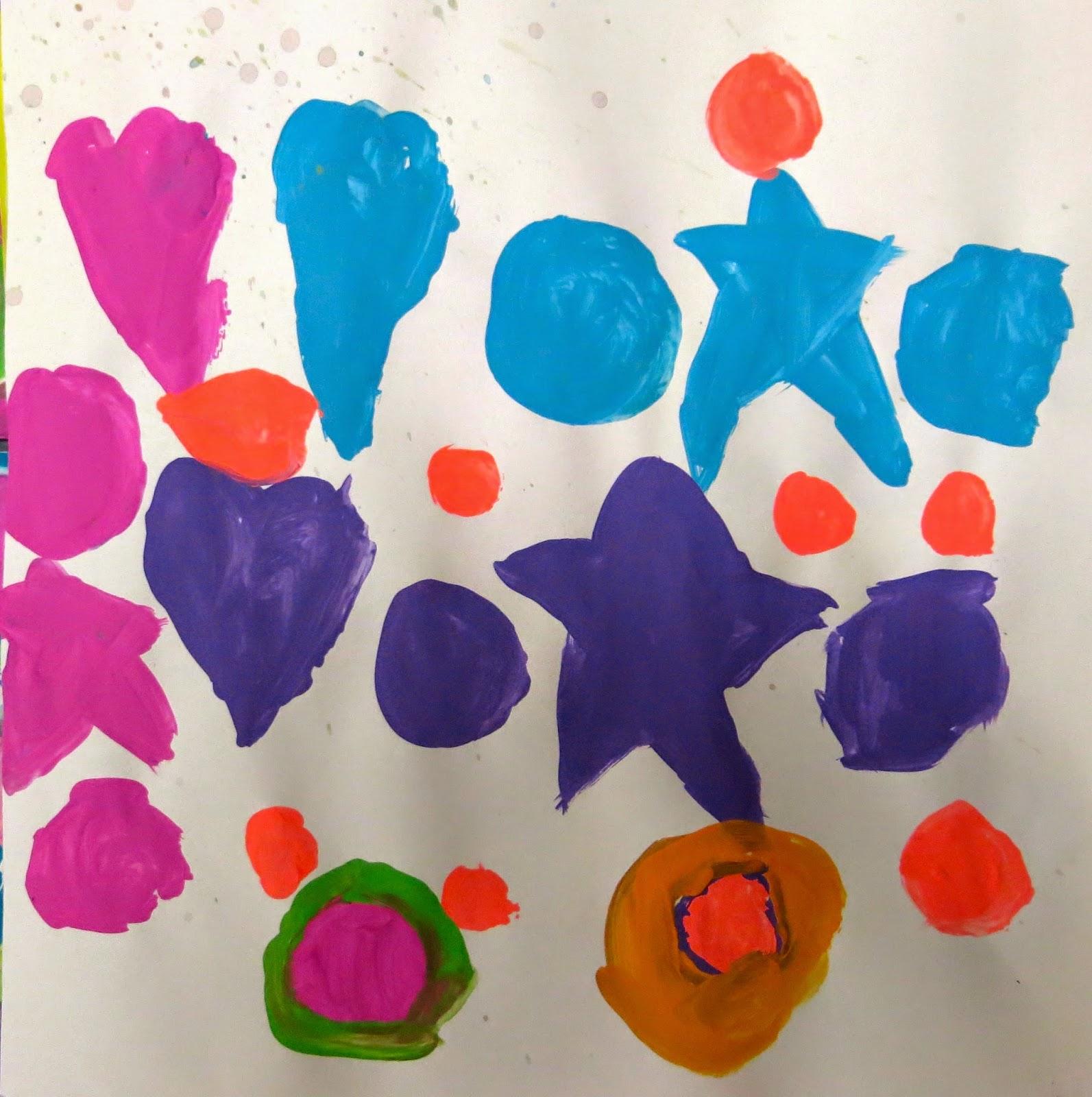 cassie stephens kindergarten art