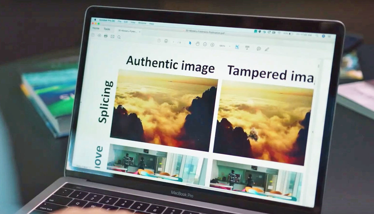 Adobe is utilizing Artificial Intelligence to catch Photoshopped photographs