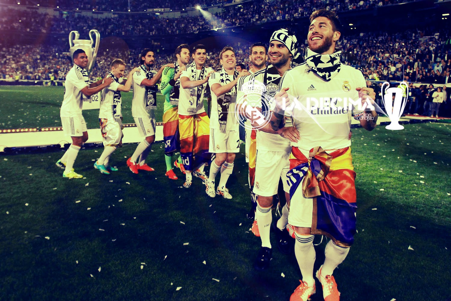 gamingeneration: real madrid hd wallpapers