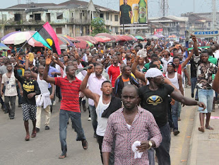 BIAFRA: MASSOB, OTHERS DISCLOSE PLANS TOWARDS ACHIEVING SECESSION