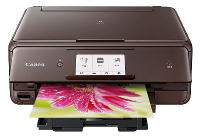 printer is a glossy inkjet printer alongside first-class connectivity together with designed for your domicile Canon Pixma TS8053 Driver Download