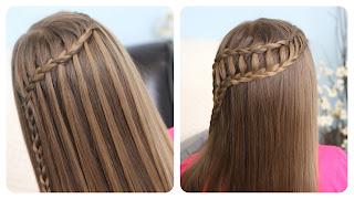 İki Saç Örgüsü Sıralı Modeli