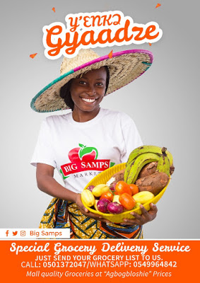 Turning social Media Into A Traditional African Market Place. Meet Elsie, The Princess Of The 'New Agbogbloshie'