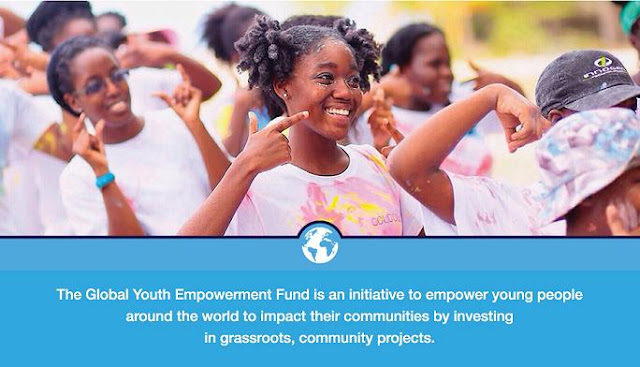 2018 JCI Action Campaign Global Youth Empowerment Fund