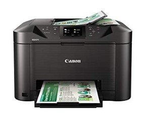 Canon MAXIFY MB5120 Driver and Manual Download