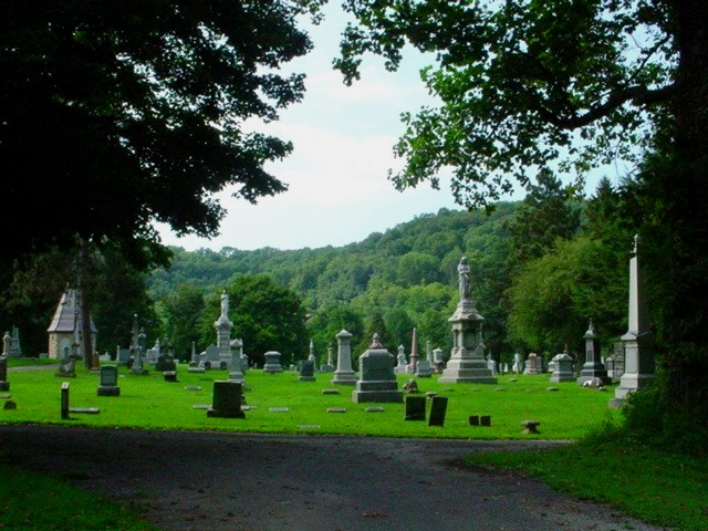 Riverview Cemetery - Site of Lochrey's Massacre