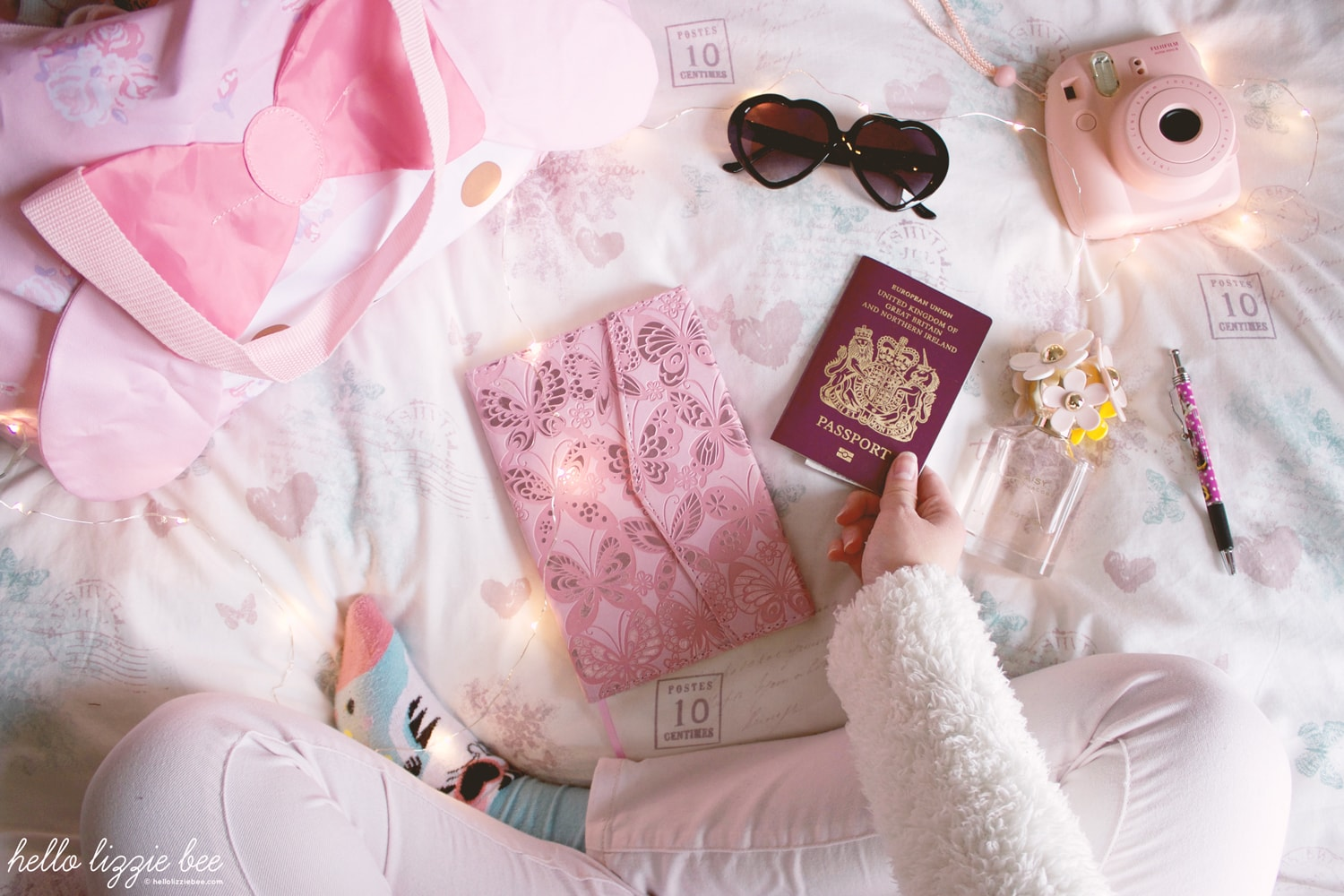 travel blogger, holiday packing, 30 places to explore