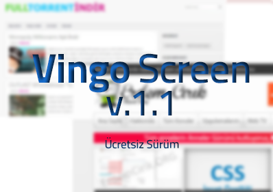 Vingo Screen