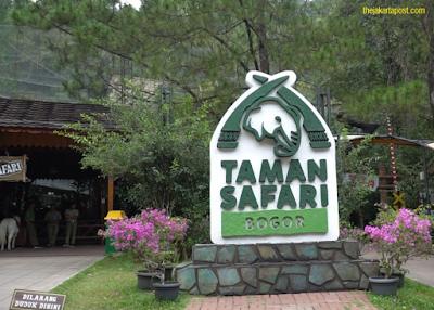 Taman Safari Jakarta