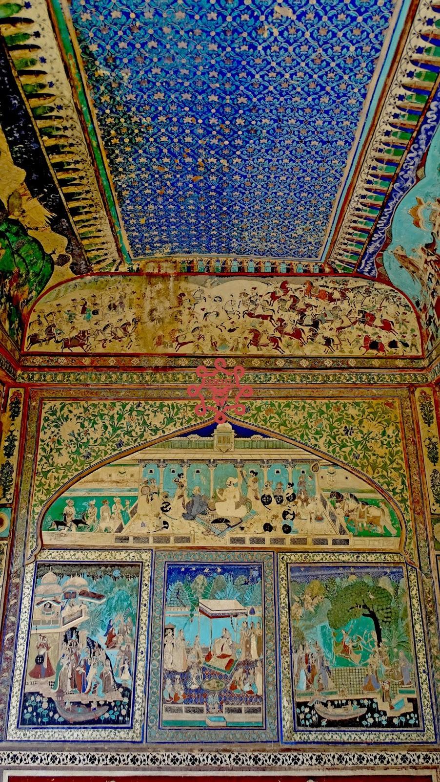 Chitrashala Bundi Palace