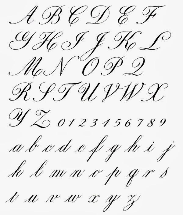 Calligraphy Handwriting Hand Writing