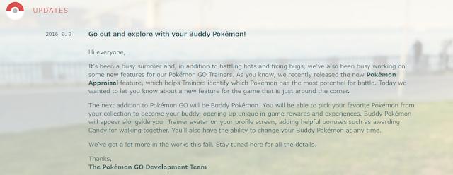 Cara Menggunakan Fitur Pokemon Buddy di Pokemon GO, Cara Mengganti Pokemon Buddy, Cara Mengatur Pokemon Buddy di Pokemon GO, Cara Memilih Pokemon Buddy di Pokemon GO, Cara Menggunakan Buddy di Pokemon Go, Cara Mengganti Pokemon Buddy di Pokemon GO.