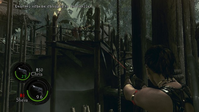 Download Resident Evil 5 PC Games Gameplay