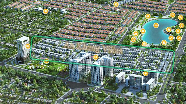 An Khang Villas - Con át chủ bài của Nam Cường