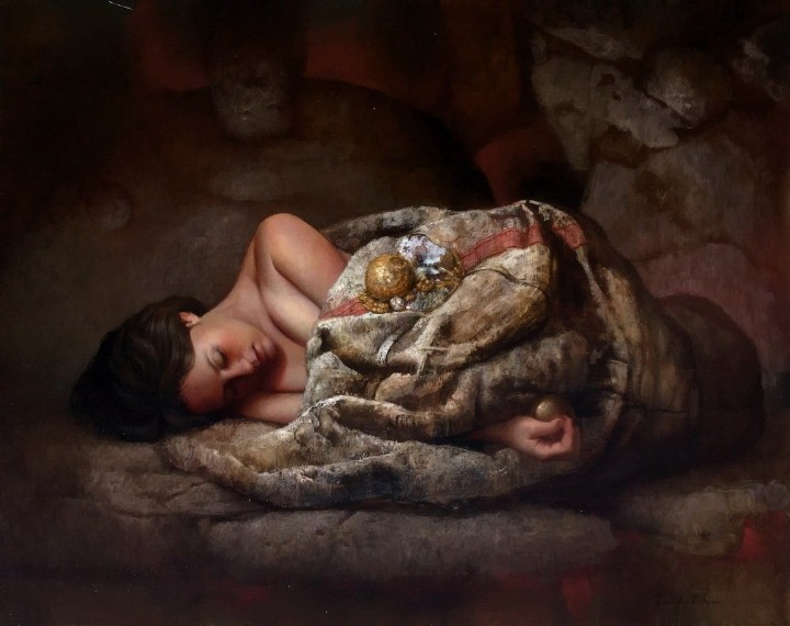 Ricardo Fernandez Ortega. Современный художник-сюрреалист 23