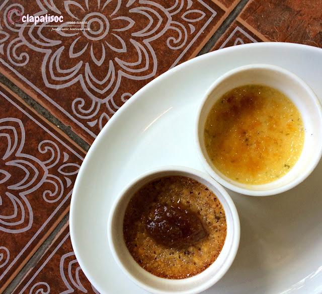 Cashew Tart and Calamansi Custard from The Wild Juan