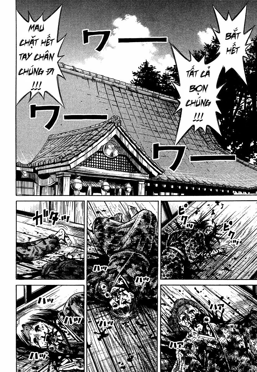 Higanjima chapter 104 trang 16