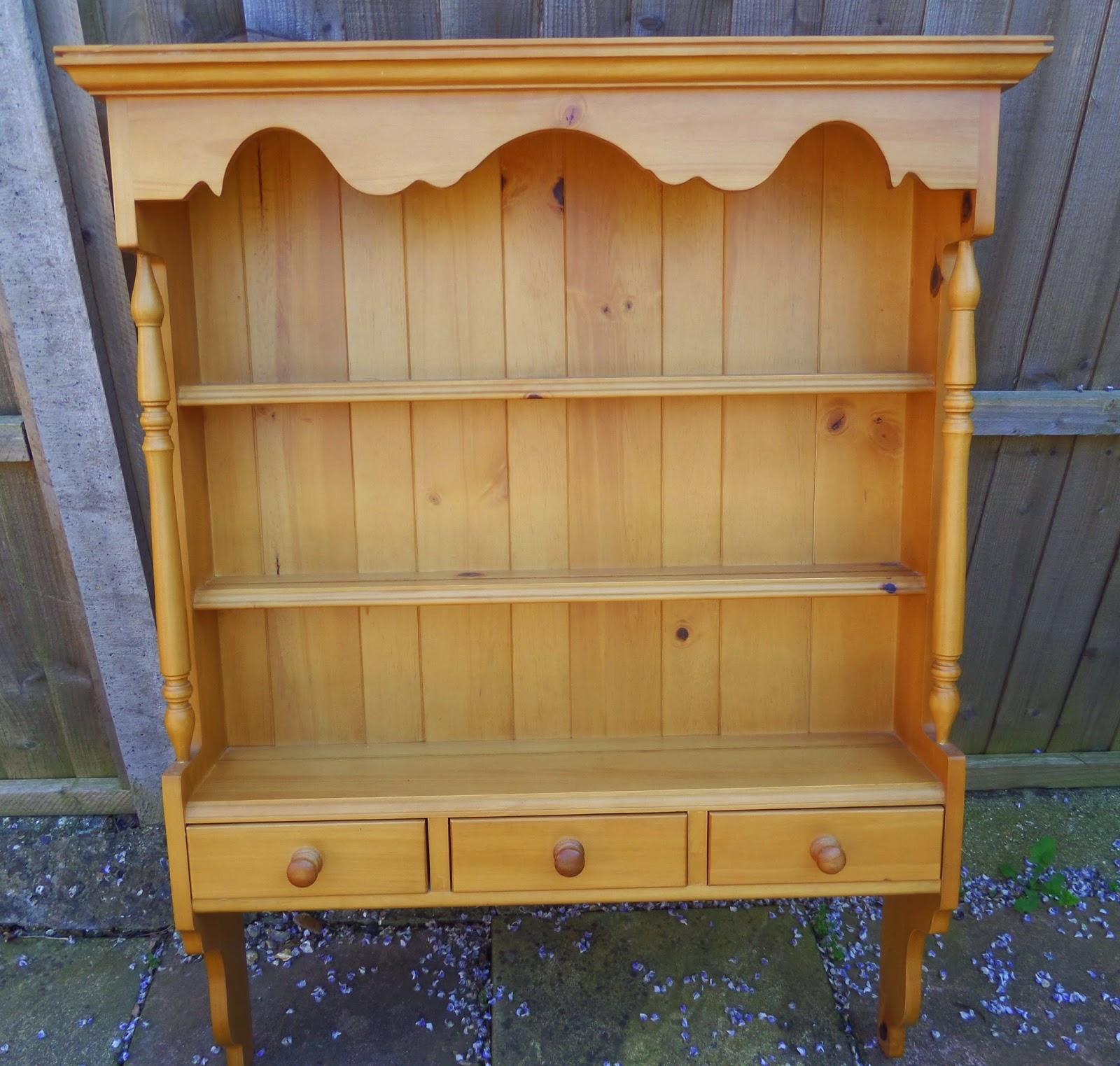Diy Wooden Spice Rack: DIY: Shabby Chic Spice Rack From EBay