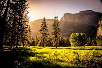 amazing autumn dawn