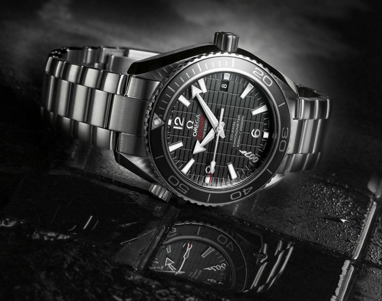 Desktop Wallpaper Omega Seamaster Skyfall 007 Watch Desktop