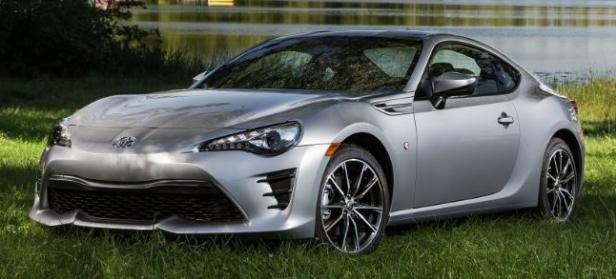2019 Toyota 86 Canada