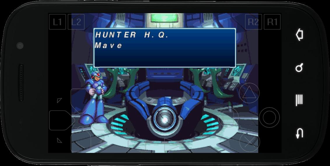 Mega Man X4 | Android | Ps1