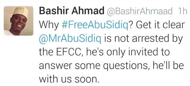Twitter Explodes as EFCC Arrests Popular Nigerian Blogger Over Alleged 'Online Publication'