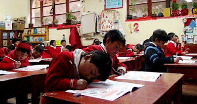 Los resultados de la Evaluación Censal de Estudiantes ECE son preocupantes