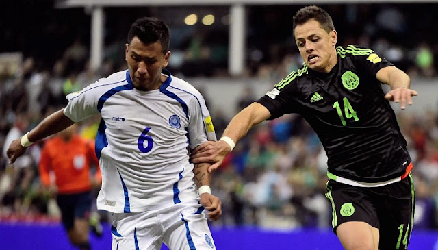 Mexico vs Honduras en vivo Clasificación Rusia 2018