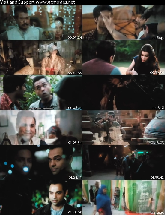 Happy Bhaag Jayegi 2016 Hindi pDVDRip x264 700MB