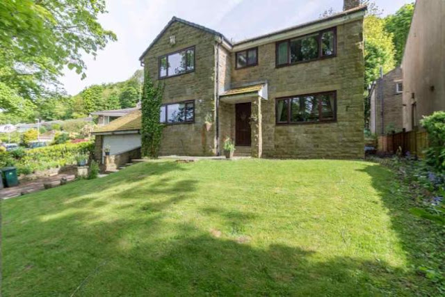 This Is Huddersfield Property - 4 bed detached house for sale Lamb Hall Road, Huddersfield HD3