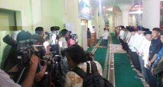 Jokowi Uji Nyali Rakyat Minangkabau