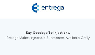 Entrega's Innovative Platform Turn Injectible Substances Into Oral Drugs