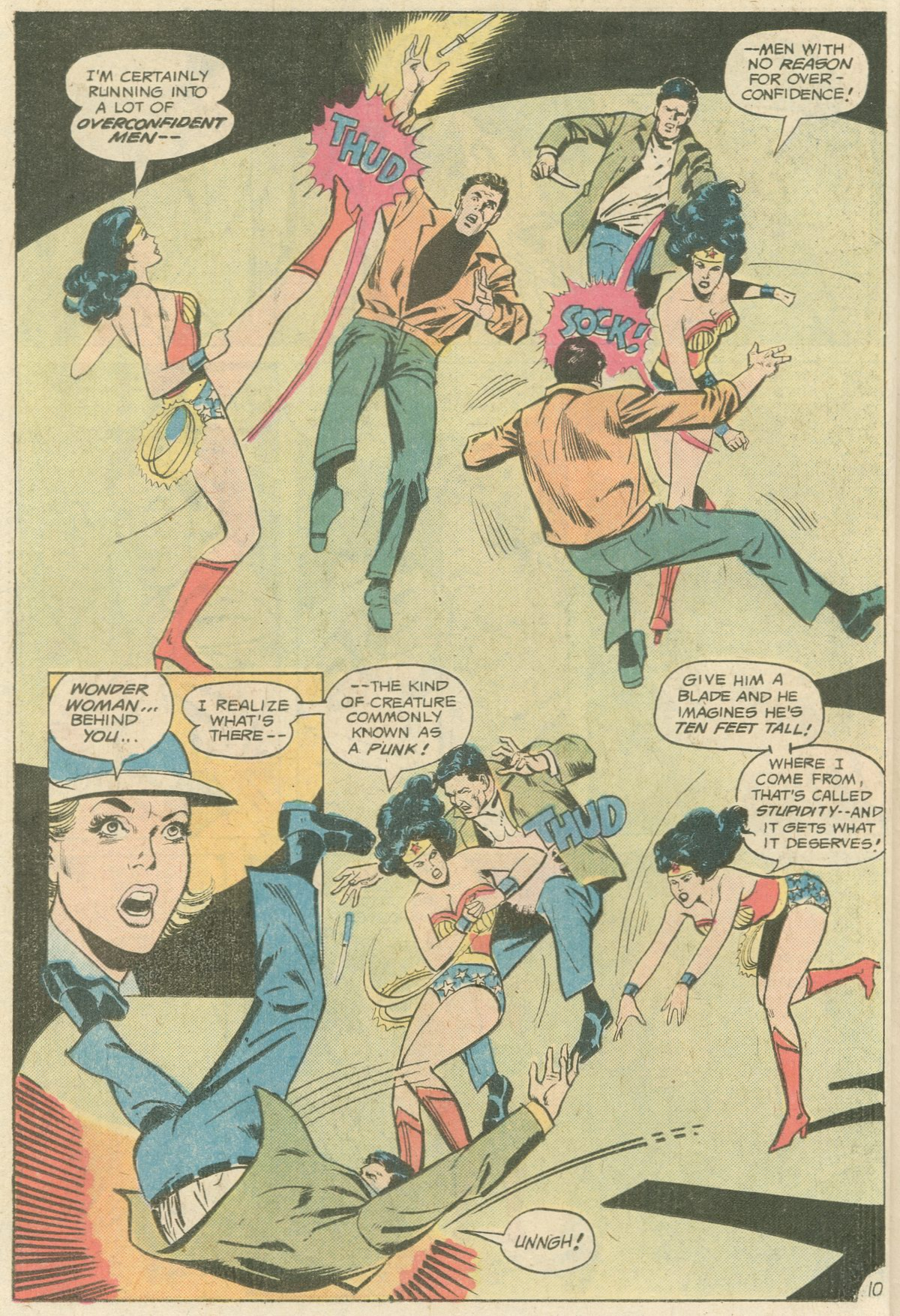 Read online World's Finest Comics comic -  Issue #244 - 74