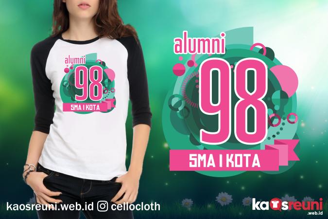 Desain Kaos Desain Sablon Kaos Reuni Alumni 98 SMA - Sablon Kaos Online TerpercayaAlumni 98 SMA - Sablon Kaos Online