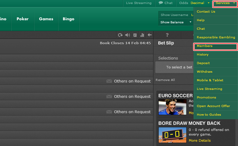 Bet365S App Now Has Edit Bet Option