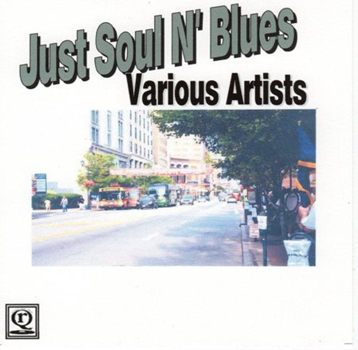 Various Slow N Moody Black And Bluesy