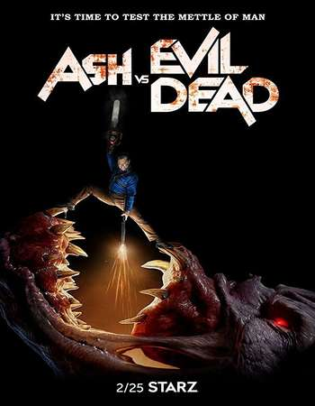 Ash vs Evil Dead S03E04 220MB WEB-DL 720p ESubs