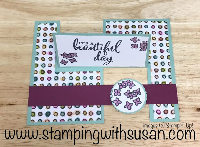 Stampin' Up, Impossible Card, Stampin' Trimmer, Paper Trimmer, Share What You Love Suite